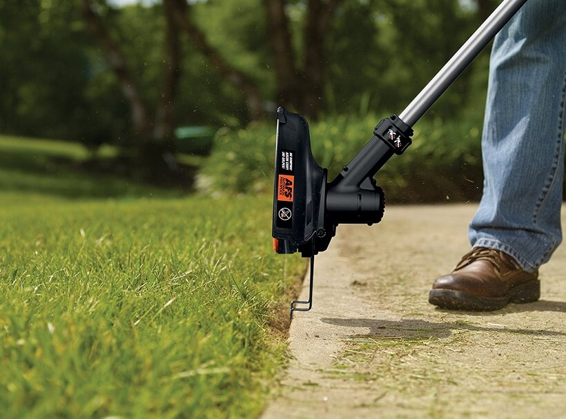 rotofil batterie Black Decker